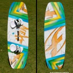 TKB Mag reviews the 2014 Next Light Wind TT Board