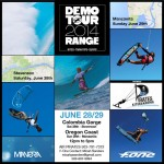 2014 Kite Demo Tour - Gorge & Oregon Coast - June 28/29