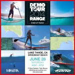 2014 SUP Demo Tour - Lake Tahoe June 28th