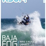 "Our very own ""BAJA FOG"" inside issue #45 of IKSURFMAG"