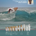 ISA World Champ Poenaiki Rides the F-ONE Madeiro Pro