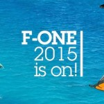 F-One Kitesurfing 2015 is on !