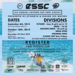 Florida crew competes in the Eastern SUP Surf Circut #2 - Jensen Beach, Florida