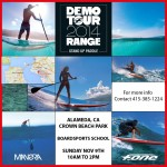 DEMO SUP: Alameda Nov 9th - Hosted by Boardsports School