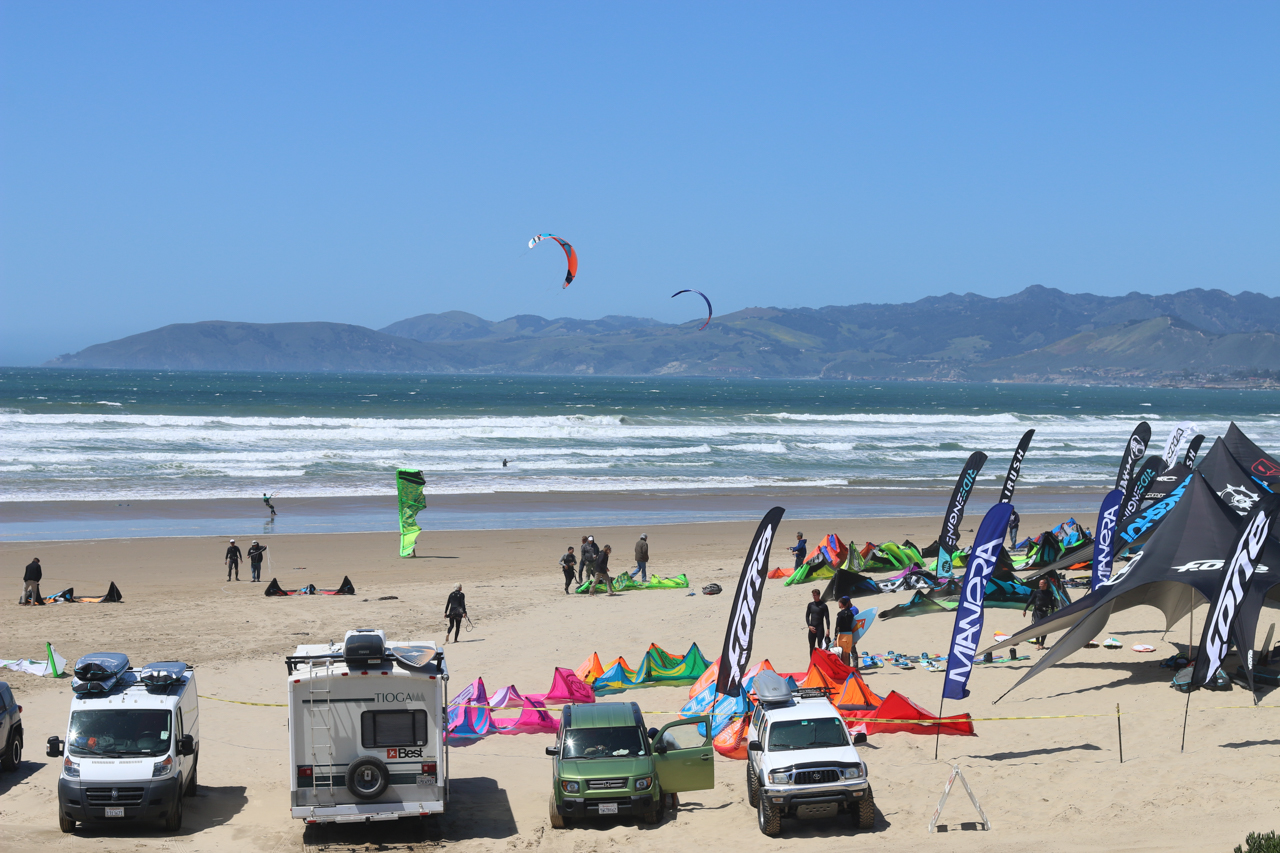 California Kiteboarding Pismo Beach