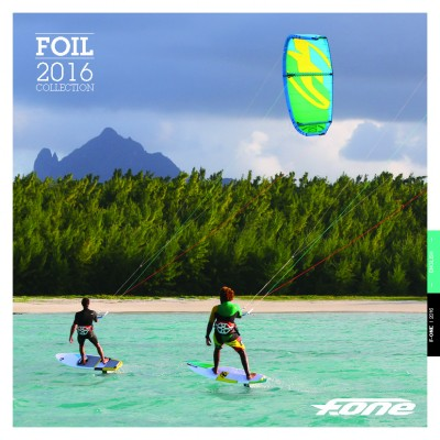 F-One 2016 FOIL Collection