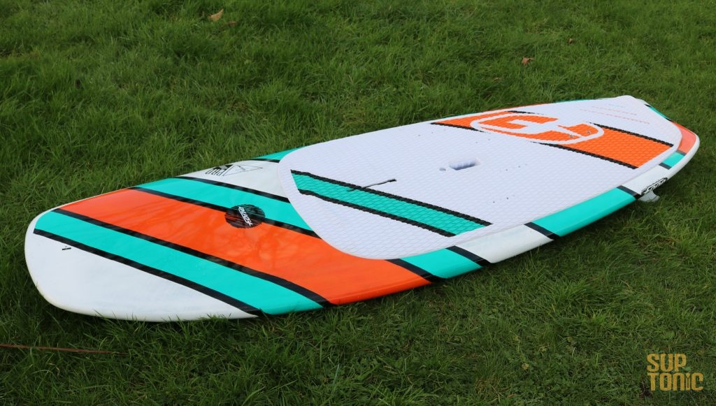 SUP Tonic Reviews The Papenoo Pro Convertible 7'7 | Bay Area